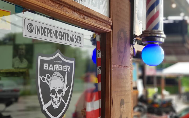 Independentbarber Cheras featured image.