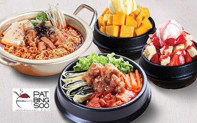 $30 Cash Voucher for Korean Cuisine