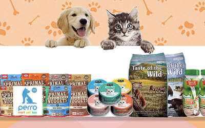 $30 Perromart Cash Voucher with Free Delivery (New and Existing Customers)