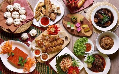 (PH) Weekend Hi-Tea Buffet for 2 Adults