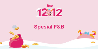 #FAVE12.12 F&B Spesial 12