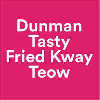 Dunman Tasty Fried Kway Teow  featured image
