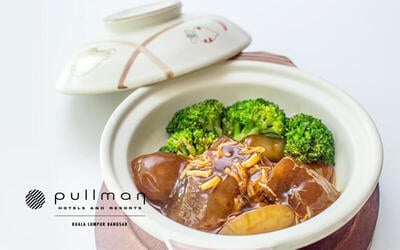 RM100 Cash Voucher for Chinese Cuisine