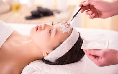 Nano Rejuvenate Oxygen Facial for 2 People