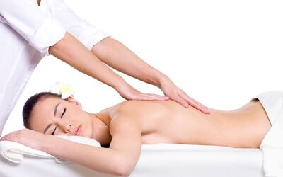 130-Minute Full Body Massage With Brush + Detox Treatment for 1 Person