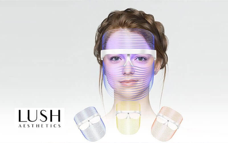 [Stay Home, Stay Beautiful] Free Delivery: LED Beauty Light Shield + 30-Minute Almalase Laser Facial for 1 Person (1 Session)