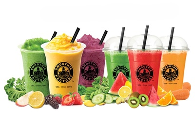 RM10 Cash Voucher for Smoothie Factory