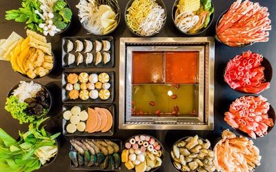 (Fri - Sun / PH / Eve PH) Fusion Steamboat Lunch Buffet for 1 Person