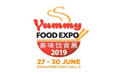 (Jun 27 - 30, 2019) $10 Cash Voucher for Yummy Food Fair @ EXPO
