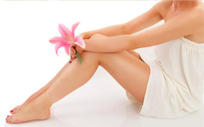1x IPL Legs Hair Removal