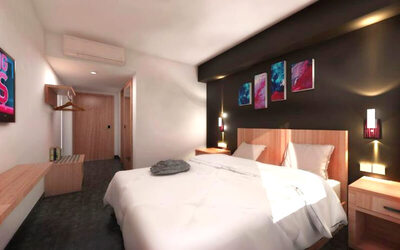 Palembang: 2D1N in Deluxe Room + Breakfast