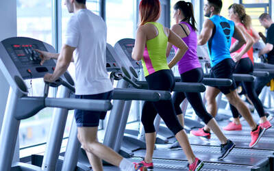 1-Month Access to Gym and Classes for 2 People