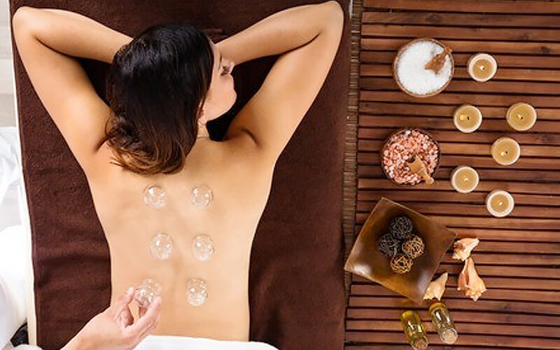 2-Hour Full Body Massage with Dry Cupping for 1 Person (Muslimah-Friendly)