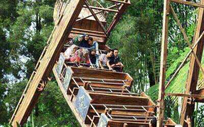 [#MondayMadness] 1 Tiket Regular Hillpark Sibolangit (Weekend)
