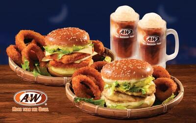 A&W: Double Blessings Set for 2 People