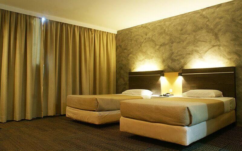 Taiping: 2D1N Stay in Deluxe Room for 3 People