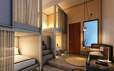 Sri Petaling: 2D1N Stay in Deluxe Family Suite for 4 People