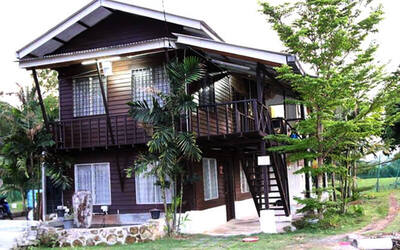 2D1N Stay in Villa House with Meals and Activities for 2 Adults and 2 Children