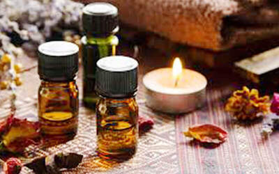 1-Hour Body Massage Oil Workshop for 1 Person