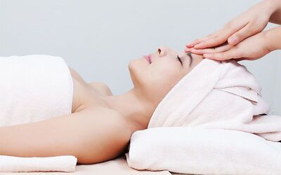 Collagen Facial with RF Machine Treatment for 2 People
