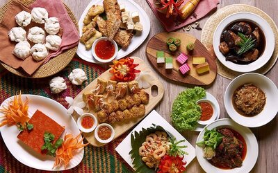 (Sat-Sun) Weekend Hi-Tea Buffet for 2 Adults