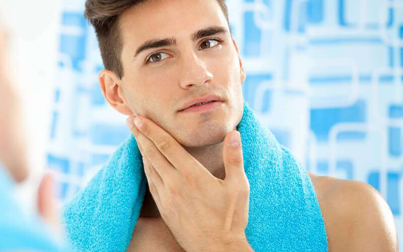 Men's Beard OPT Hair Removal for 1 Person