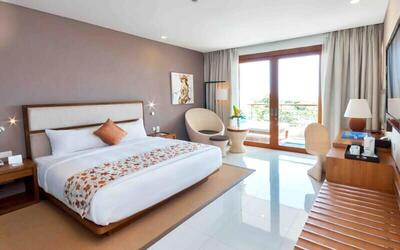 Nusa Dua: 4D3N at Deluxe Room + Breakfast + Afternoon Tea