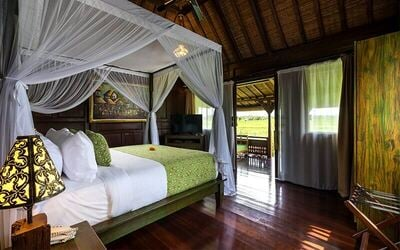 Ubud: 2D1N in Suite Villa + Breakfast + Daily Afternoon Tea