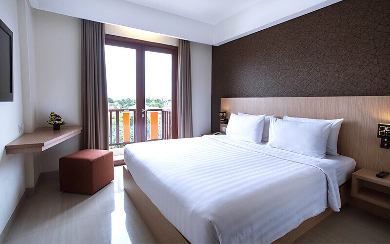 Seminyak: Stay 2D1N at Superior Room (Room only)