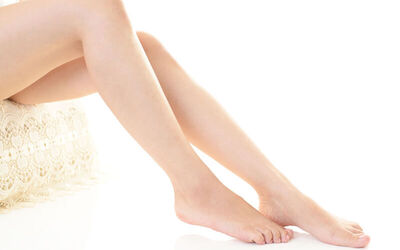 SHR Full Leg Hair Removal for 1 Person (6 Sessions)