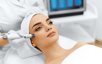 1x Facial Microdermabrasi + Face Massage + Serum + Masker