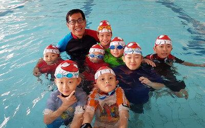 1-Hour Swimming Lesson for 1 Child