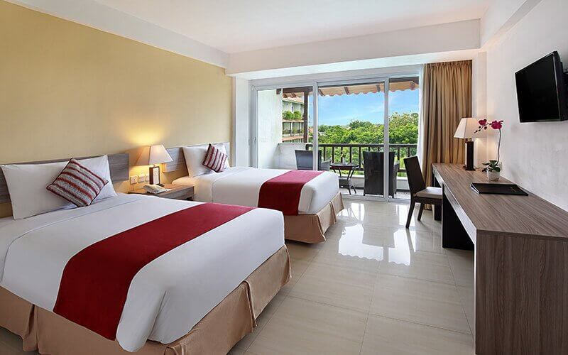 Bali: 5 Voucher Stay 2D1N in Superior Pool View + Free Upgrade (Room Only)