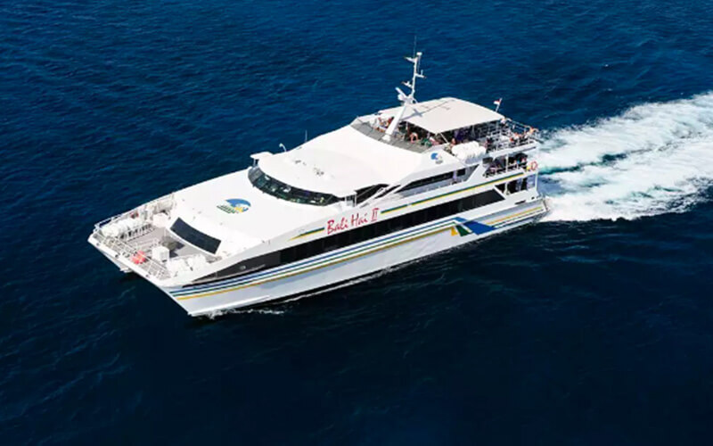 Bali: Lembongan Reef Cruise with Two (2) Island Safari Dives for 1 Child