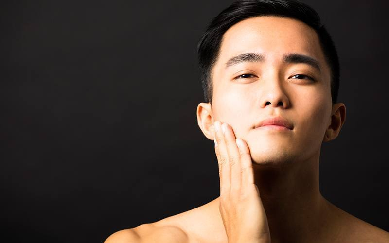 Men's Deep Cleansing Facial for 1 Person