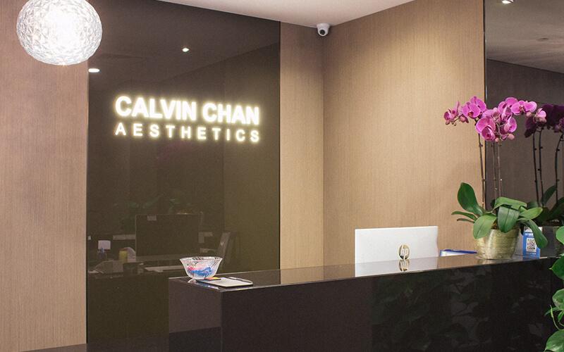 CALVIN CHAN AESTHETICS featured image.