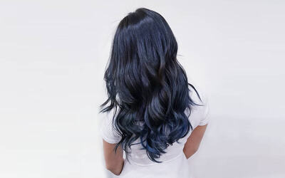 Hair Rebonding / Relaxing / Cool Perm with Hair Treatment, Wash, and Blow for 1 Person