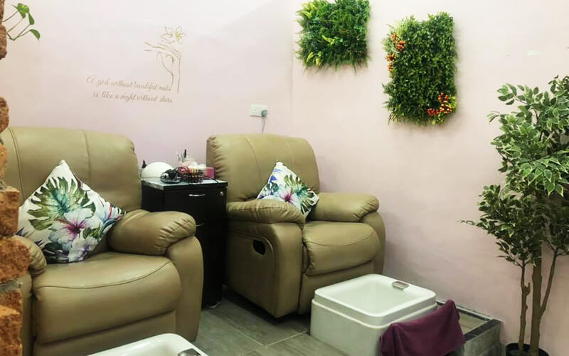 1.5-Hour Gel Manicure and Express Pedicure for 1 Person (New Customers Only)