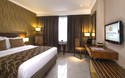 Yogyakarta: 4D3N in Superior Room + Breakfast + 1x Minibar