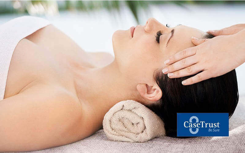 75-Minute Vita C Infusion Facial with Gua Sha Detox and Lymphatic Massage for 1 Person (2 Sessions)