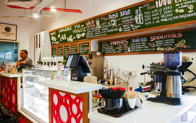 Ducatus Cafe featured image.