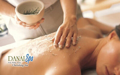 Eastin Hotel: (New Customers Only) 1.5-Hour Full Body Massage + Tropical Ginger Salt Glow for 1 Person