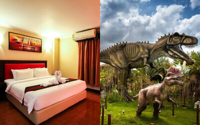 Thailand: 2D1N Stay in Superior Room with Breakfast and Admission to Asian Cultural Village Theme Park for 2 People