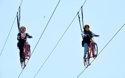 Sky Bike Trail Adventure for 1 Person