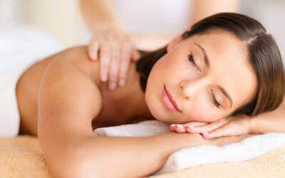1.5-Hour Aromatherapy Full Body Massage for 1 Person