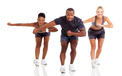 Jazzercise (Interval Dance Mixx) for 1 Person