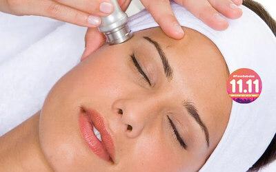 [#FaveSebelas] Buy 1 Get 1 Diamond Dermabrasion + Scrubing + Masker + LED Light Theraphy + Serum Anti Aging