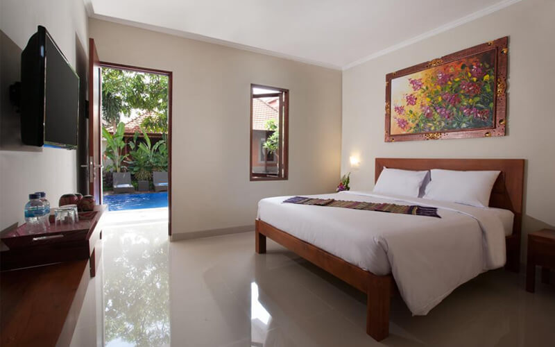 Bali: 3D2N in Standard Room + Breakfast + Afternoon Tea