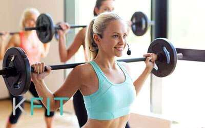 12-Month KFIT Fitness Pass for 1 Person