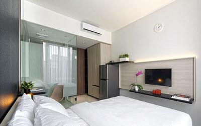 4D3N in Deluxe Room Room Only